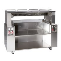 Frontcooking-Station BC ES 3 BLANCO